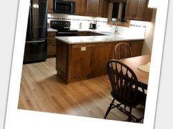 Carmel Maple Wood Floor