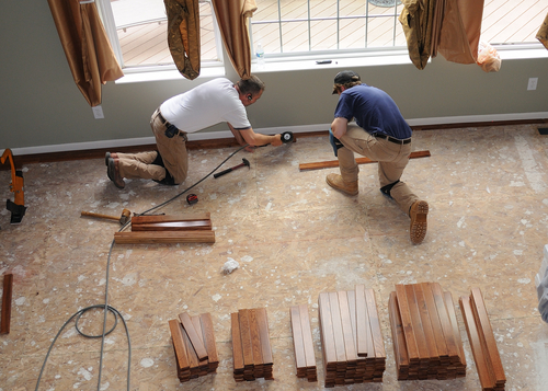 Hardwood Floor Installation In Duluth Mn Wood Floor Install